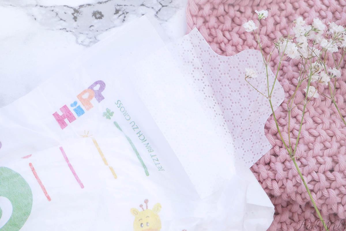 Hipp Babysanft Windeln Verschluss