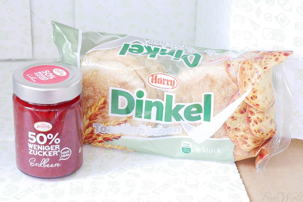 Harry DInkel Toastbrötchen
