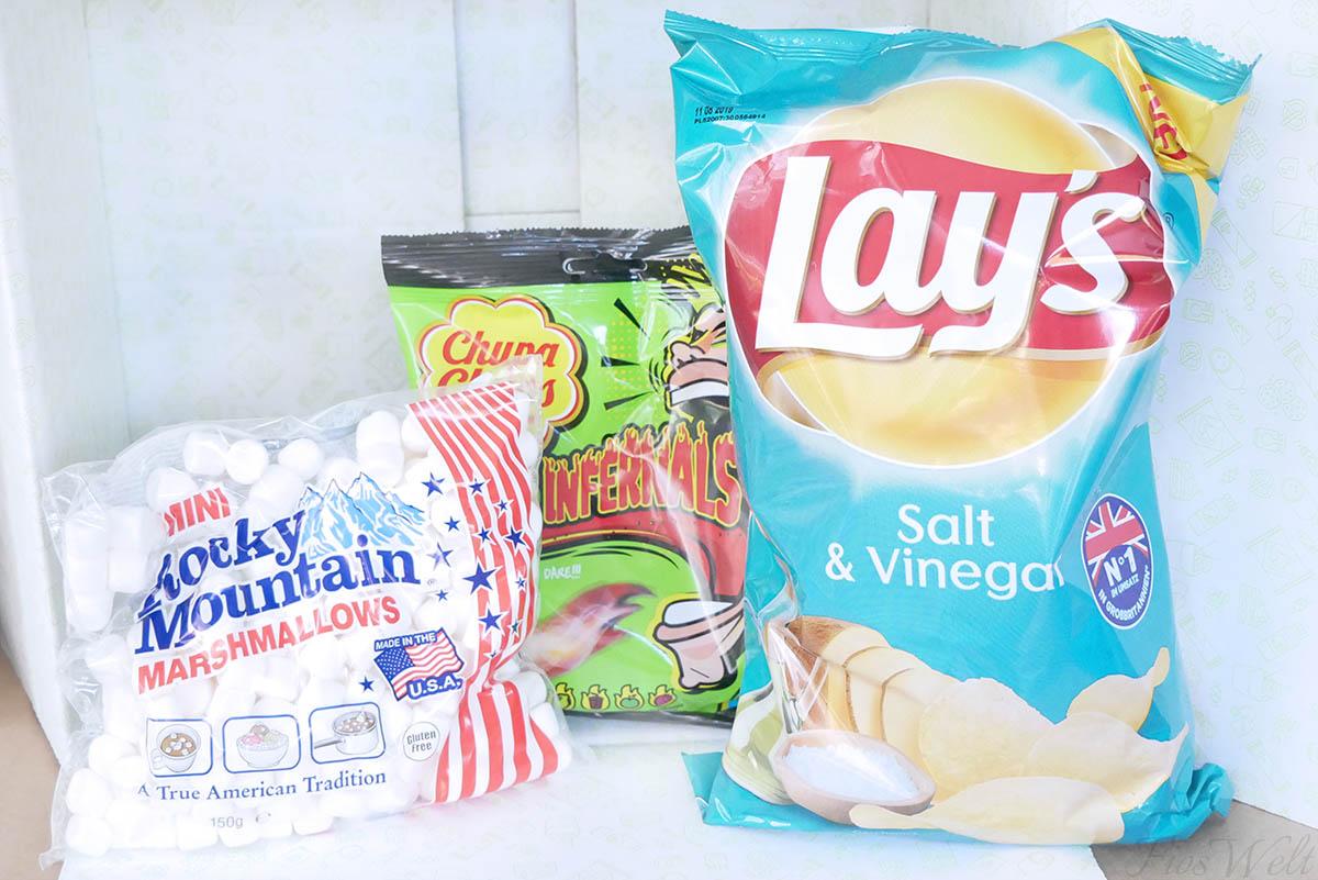 Degustabox April 2019 Chips