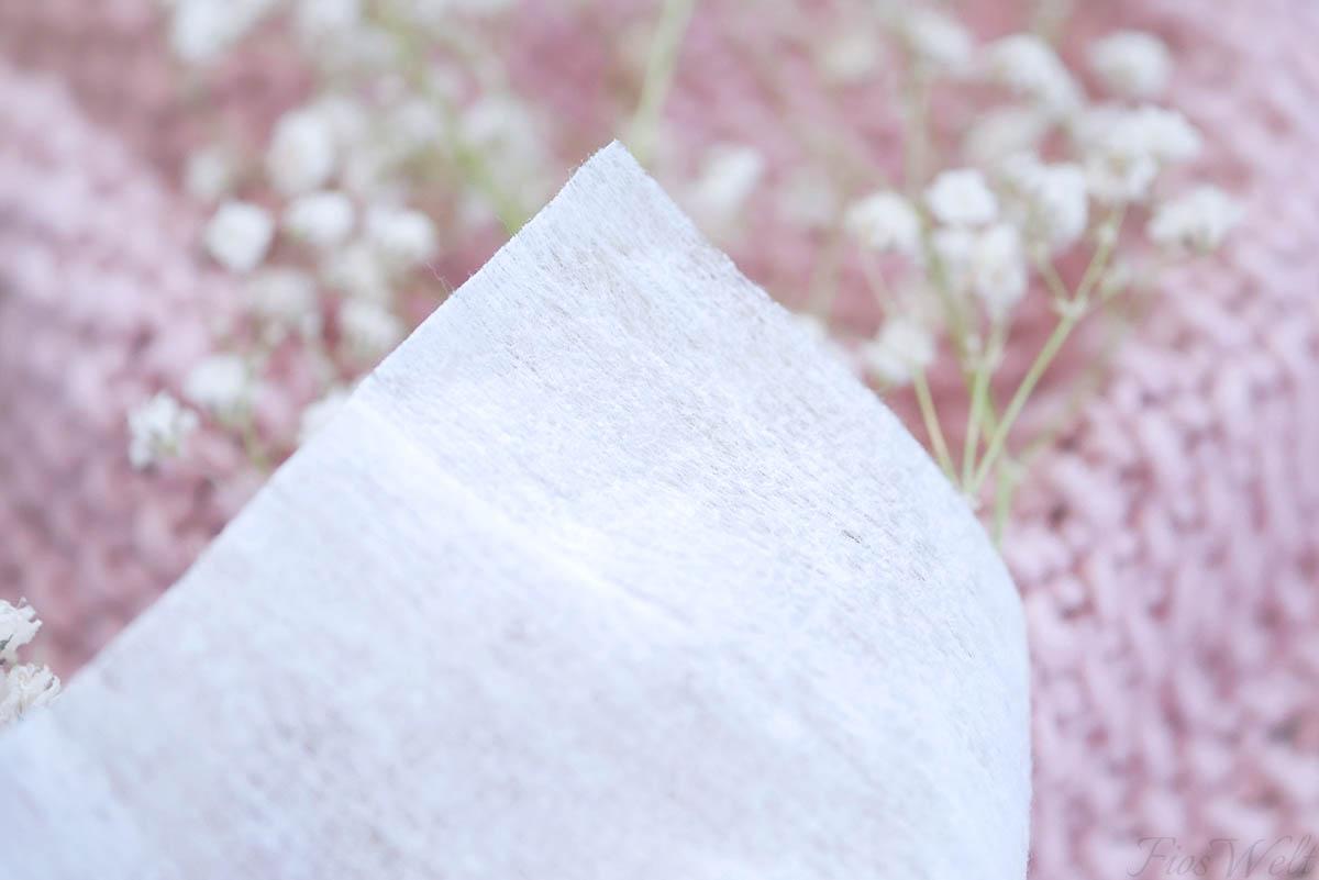HiPP Babysanft Trockene Tücher Fließ