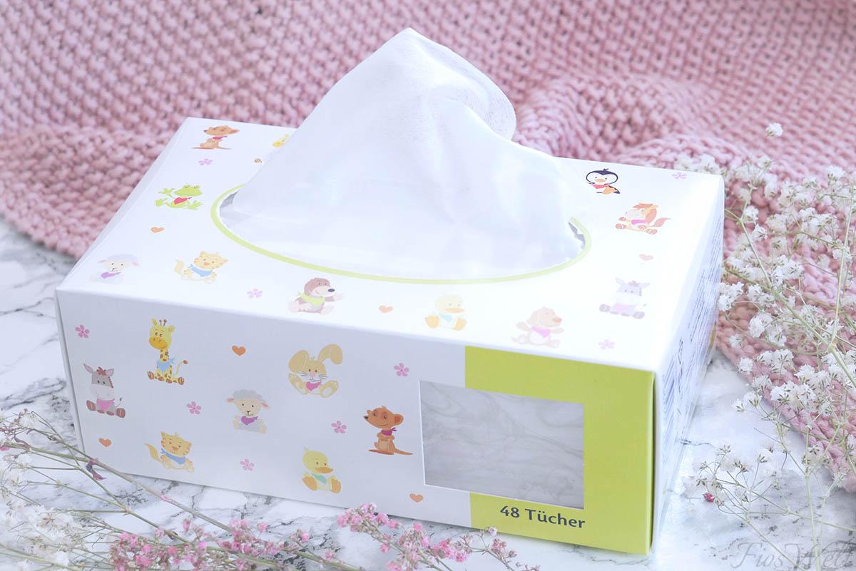 HiPP Babysanft Trockene Tücher Test