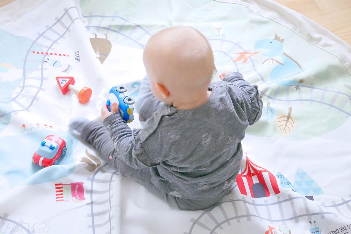 Play and Go Spielzeugdecke