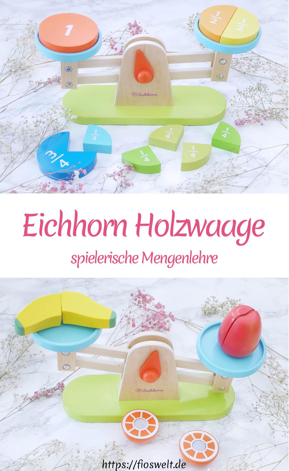 Eichhorn Holzwaage