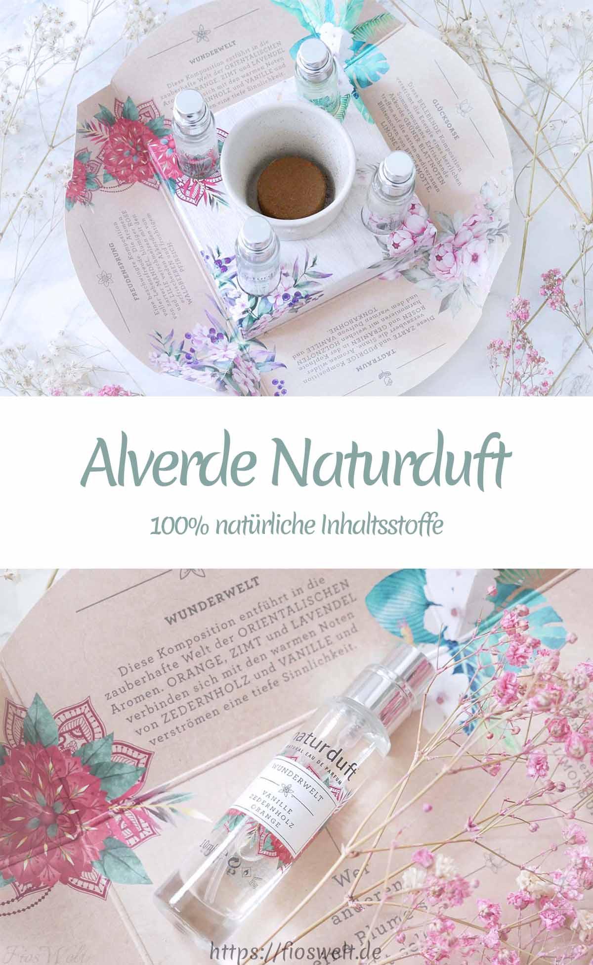Alverde Parfüm