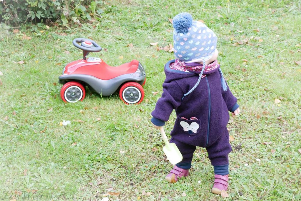 Bobby Car Next Test