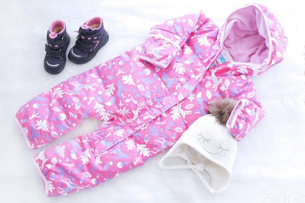 Winterkleidung für Kleinkinder