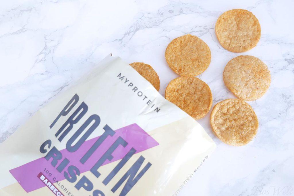 MyProtein Crisps