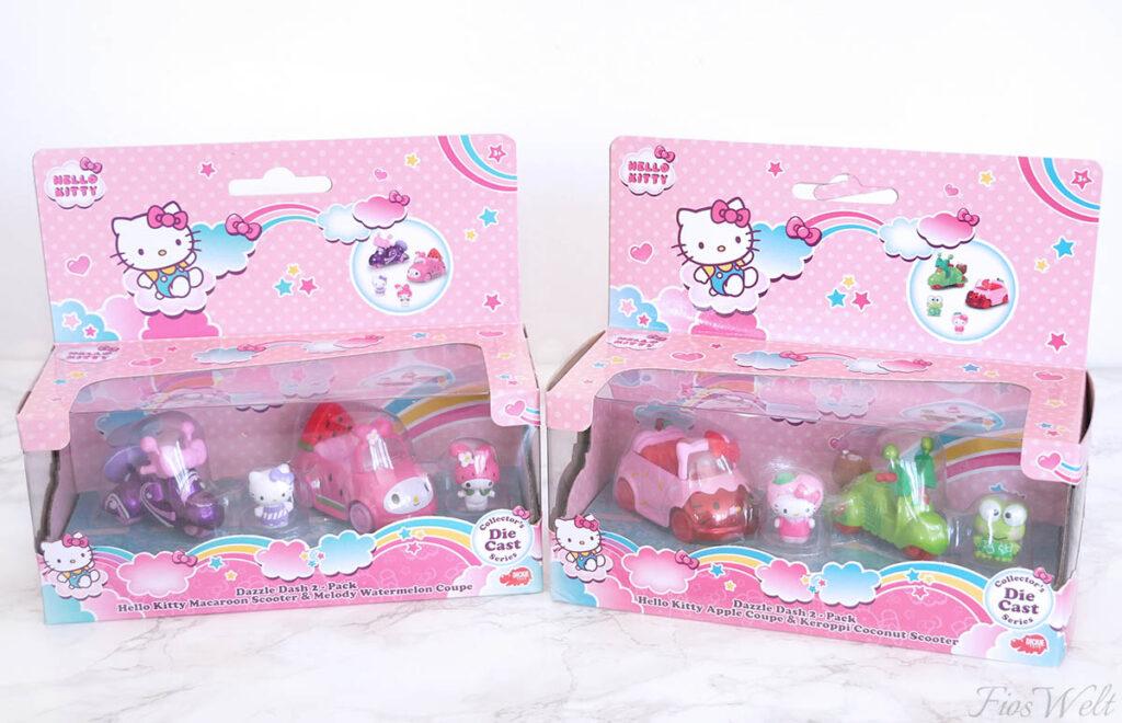Hello Kitty Fahrzeuge