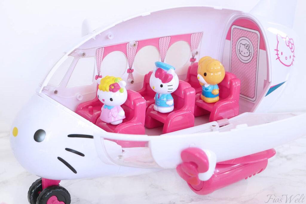 Hello Kitty Flugzeug